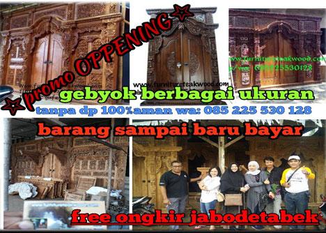 Istana Gebyok
