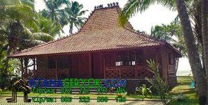 Rumah Joglo Jawa Klasik, Istana Gebyok