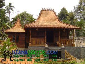 Rumah Joglo Murah