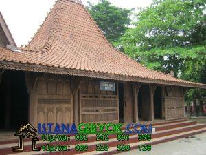 Rumah Joglo Adat Kudus Jepara